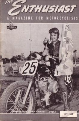 Harley-Davidson Enthusiast 1953 : 7
