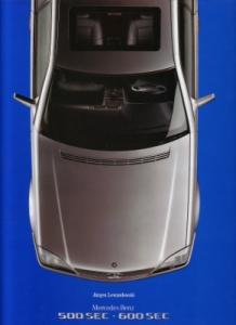 Lewandowski, Jürgen Mercedes-Benz 500 + 600 SEC