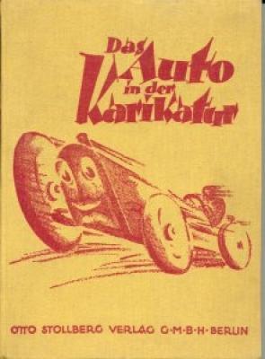 Klima, Dr. Anton Das Auto in der Karikatur 1928