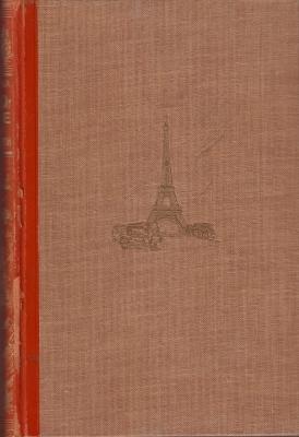 Venzmer, Dr. Gerhard Autoreise durch Frankreich 1932