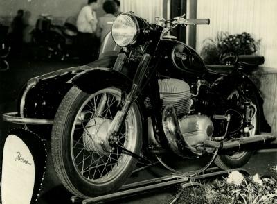 Foto Triumph/TWN Boss 1950er Jahre