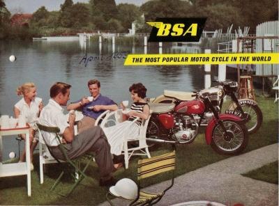 BSA Programm 10.1958