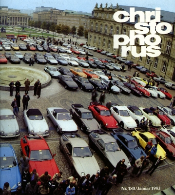 Porsche Christoporus Nr. 239 - 280