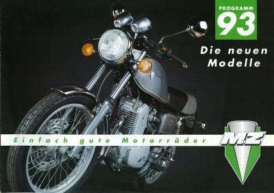 MuZ Programm 1993
