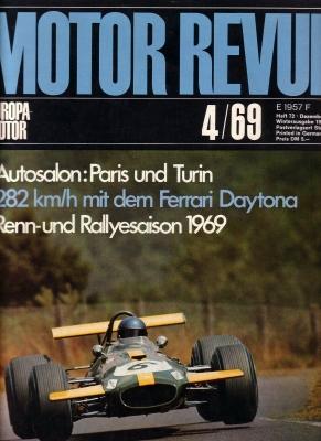 Motor Revue Nr.72 4.1969