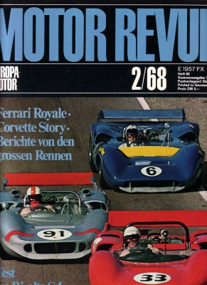 Motor Revue Nr.66 2.1968