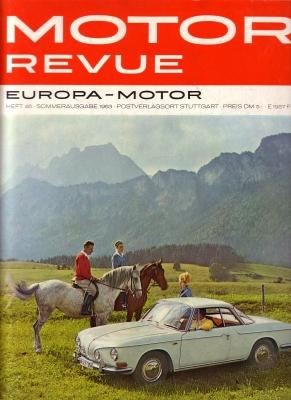 Motor Revue Nr.46 2.1963