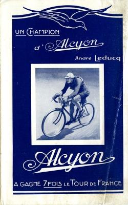 Alcyon Fahrrad und Motorrad Programm 1931