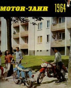 Motor-Jahr DDR-Jahresband 1964