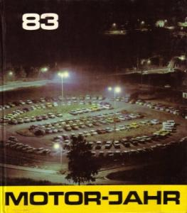 Motor-Jahr DDR-Jahresband 1983