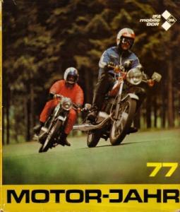 Motor-Jahr DDR-Jahresband 1977