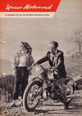 NSU Unser Motorrad 2.1955