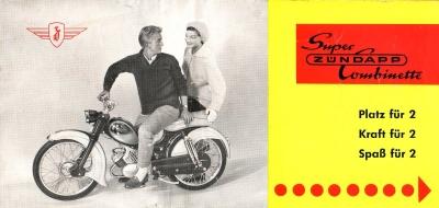 z ndapp super combinette typ 429 prospekt 1958 nr z 679. Black Bedroom Furniture Sets. Home Design Ideas