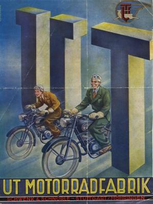UT Programm 1950