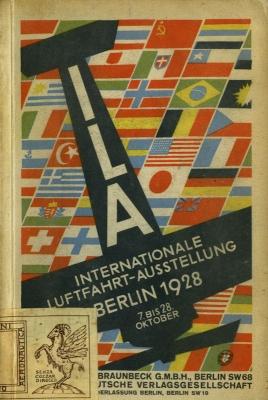 Int. ILA Berlin Katalog 1928 0