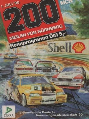 Programm Norisring 1.7.1990