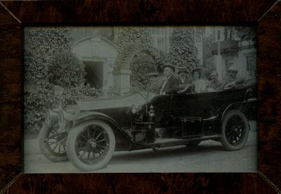 Foto Mercedes 1920er Jahre