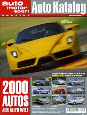 Auto Katalog 2003 Nr.46