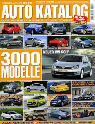 Auto Katalog 2009 Nr.52