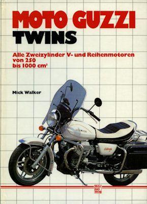 Mick Walker Moto Guzzi 2 Zylinder Modelle 1987
