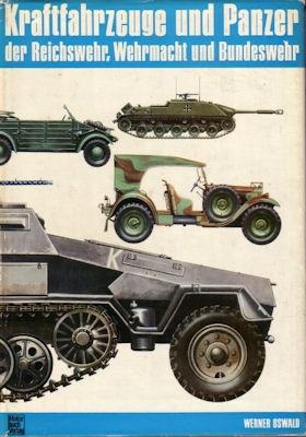 Werner Oswald Kraftfahrzeuge und Panzer 1973