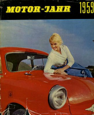 Motor-Jahr DDR-Jahresband 1959