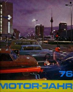 Motor-Jahr DDR-Jahresband 1976