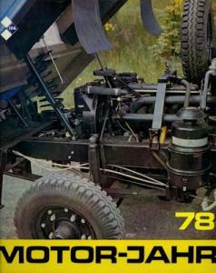 Motor-Jahr DDR-Jahresband 1978