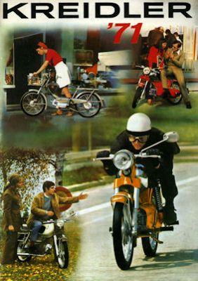 Kreidler Programm 1971