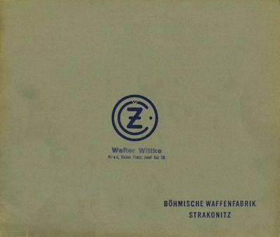 CZ Programm ca. 1940
