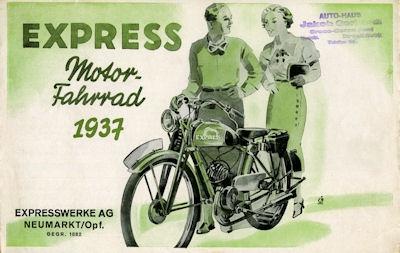 Express Programm 1937