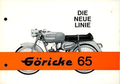 Göricke Programm 1965