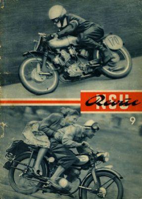 NSU Revue 1951 Nr. 9