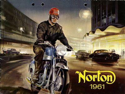 Norton Programm 1961