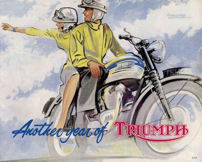 Triumph Programm 1962