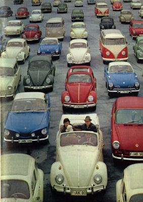 VW Programm 9.1963 0