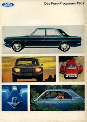 Ford Programm 1967 0