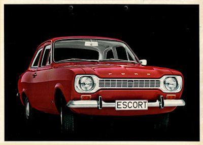 Ford Programm 1968 1