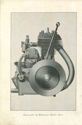 FN 350 ccm SV Ersatzteilliste ca. 1930 3