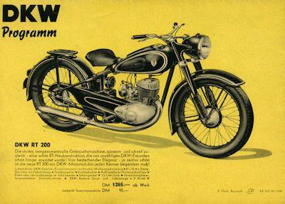 DKW Programm 4.1951 1