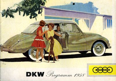 DKW Programm ca. 1957/58 0