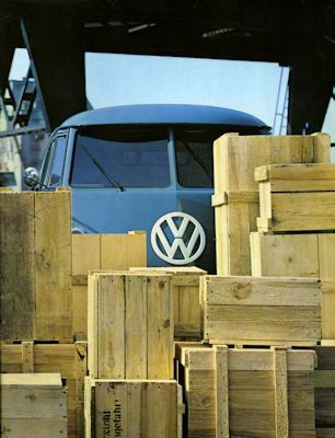 VW T 1 Prospekt 8.1965 holl. 0