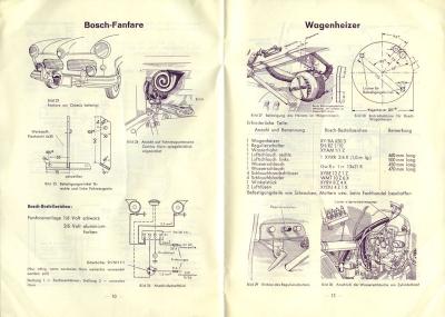 Ford Taunus 12 M Bosch Erzeugnisse 9.1954 1