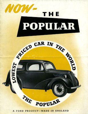 Ford Popular Prospekt 10.1953 0