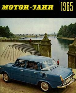Motor-Jahr DDR-Jahresband 1965