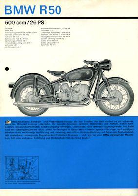 BMW Programm 7.1964 2