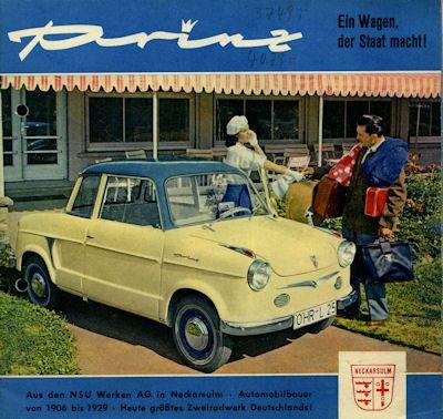 NSU Prinz Prospekt 8.1957 0