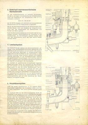 NSU RO 80 Wankel Vergasereinstellung 1970er Jahre 2