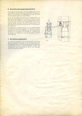 NSU RO 80 Wankel Vergasereinstellung 1970er Jahre 3