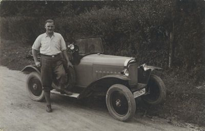 Foto Opel 4 PS ? 1920er Jahre 0